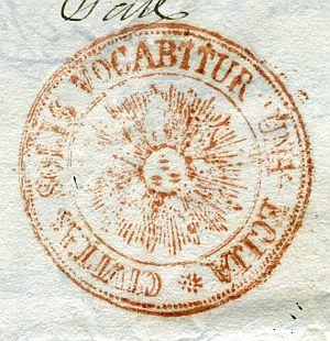 SEVILLA - Ayuntamiento de Écija - Año 1837