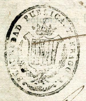 TARRAGONA - Seguridad pública de Tarragona - Año 1843