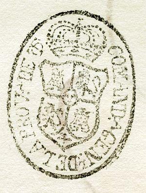 TOLEDO - Comandancia general de la provincia de Toledo - Año 1839