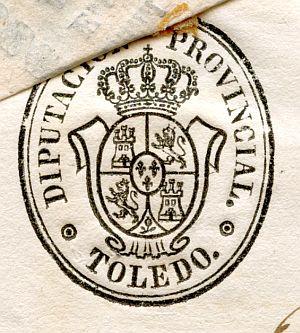 TOLEDO - Diputación provincial de Toledo - Año 1839