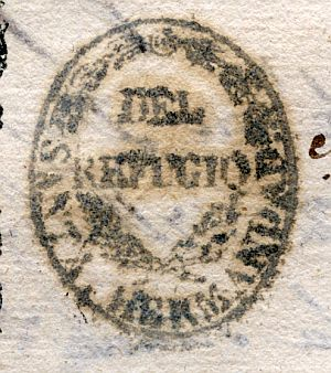 TOLEDO - Santa Hermandad del Refugio de Toledo - Año 1843