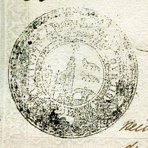 VIZCAYA - Ayuntamiento de Bilbao - Año 1842