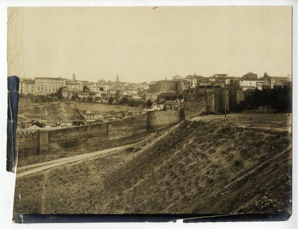 009 - Vista de Toledo desde el paseo de Sisebuto