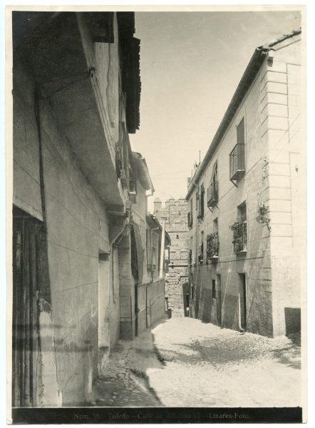 035 - Calle de Alfonso VI
