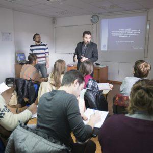 l Ayuntamiento ofrece un curso para formar a ONGs de Toledo en la identificación y formulación de proyectos de Cooperación