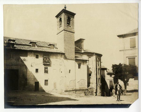 087 - Plaza de San Vicente