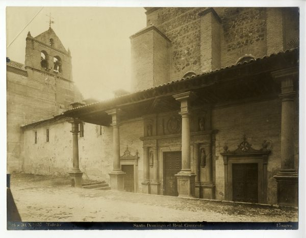 103 - Plaza de Santo Domigo el Real