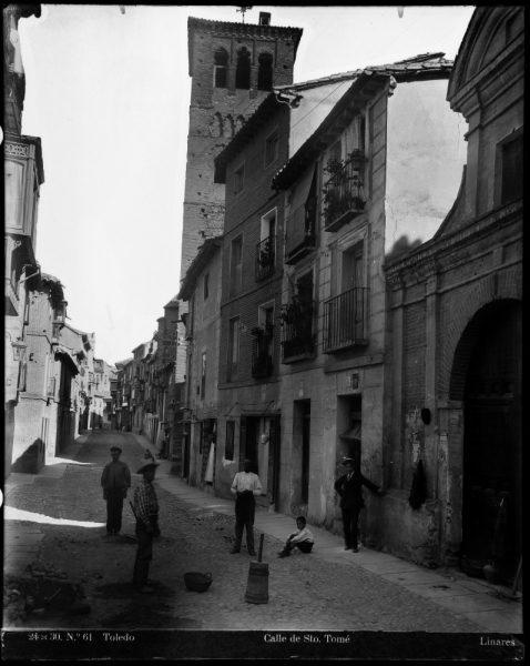 107 - Calle de Santo Tomé