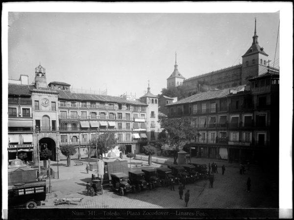 112 - Plaza de Zocodover