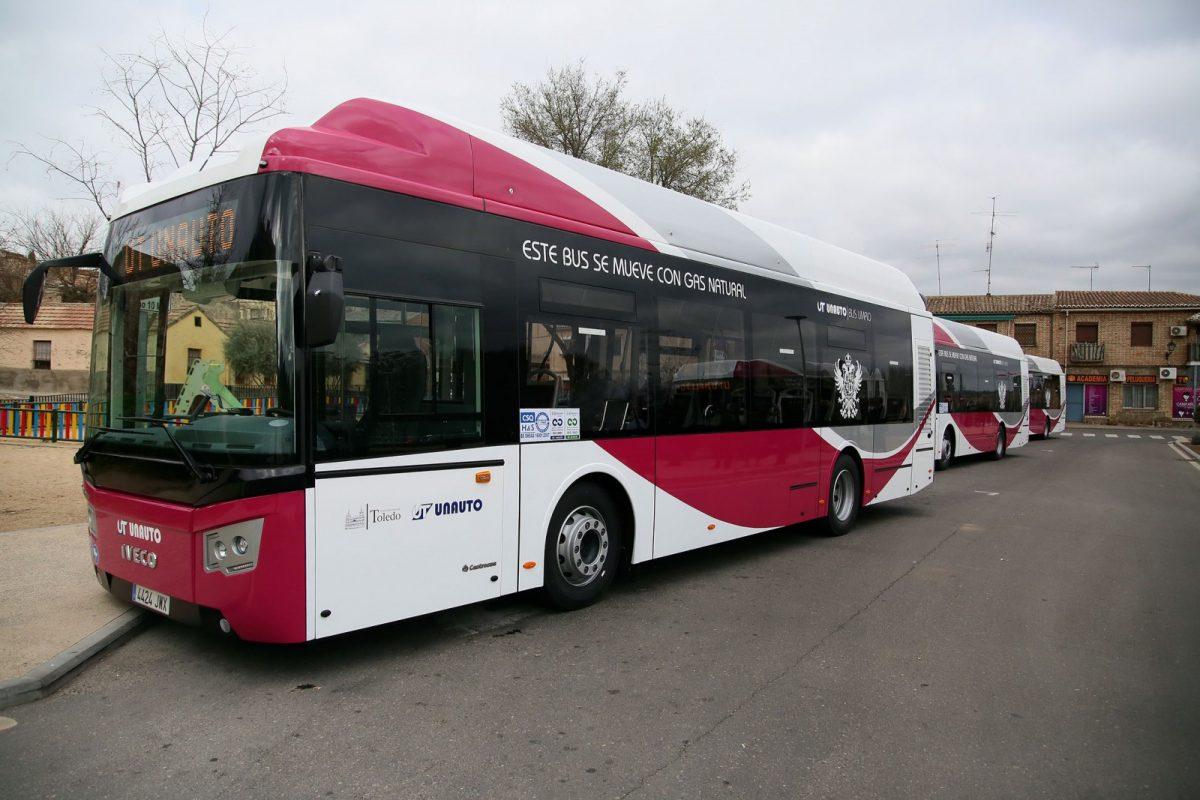 http://www.toledo.es/wp-content/uploads/2017/02/12_nuevos_autobuses_urbanos-1200x800.jpg. Líneas 2, 12 y Circular. Nuevos horarios e itinerarios
