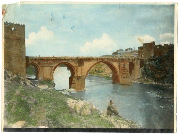 135 - Vista del puente de San Martín