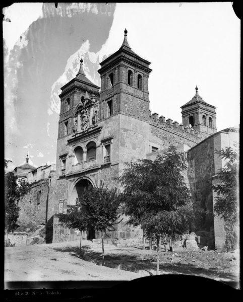 158 - Puerta del Cambrón_Fachada exterior
