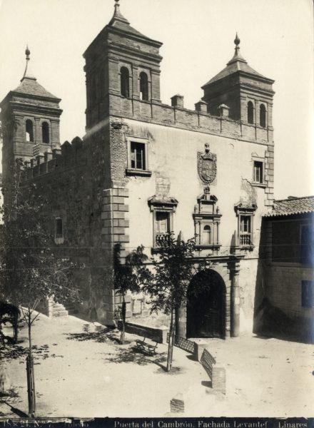 159 - Puerta del Cambrón_Fachada interior