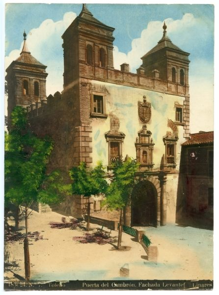 160 - Puerta del Cambrón_Fachada interior