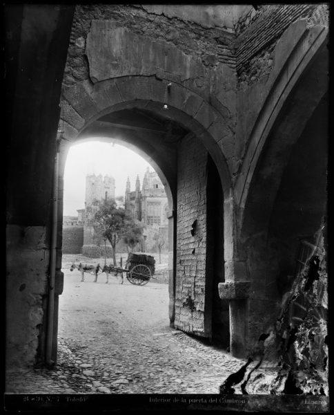 161 - Vista de San Juan de los Reyes desde la puerta del Cambrón