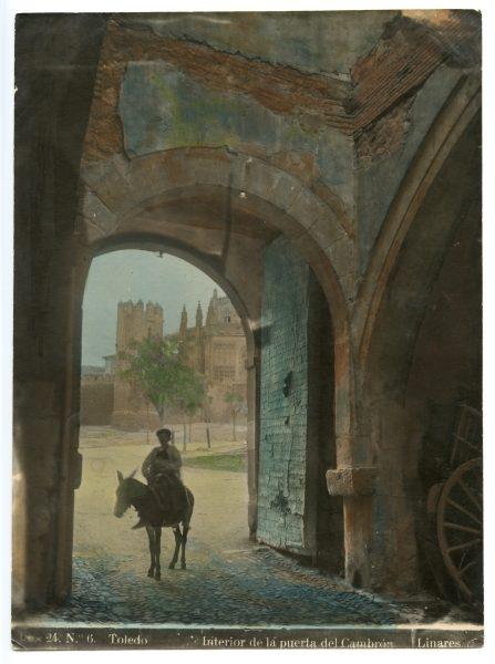 162 - Vista de San Juan de los Reyes desde la puerta del Cambrón