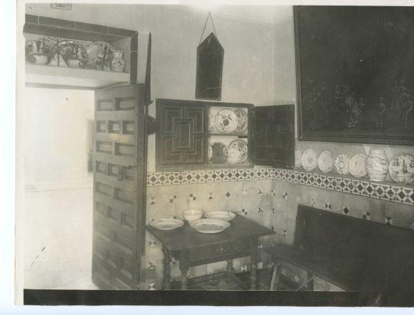 175 - Cocina de la Casa del Greco