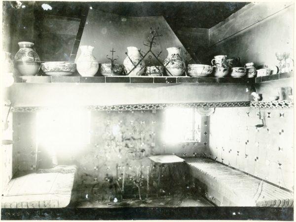 176 - Cocina de la Casa del Greco
