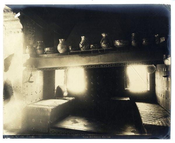 177 - Cocina de la Casa del Greco
