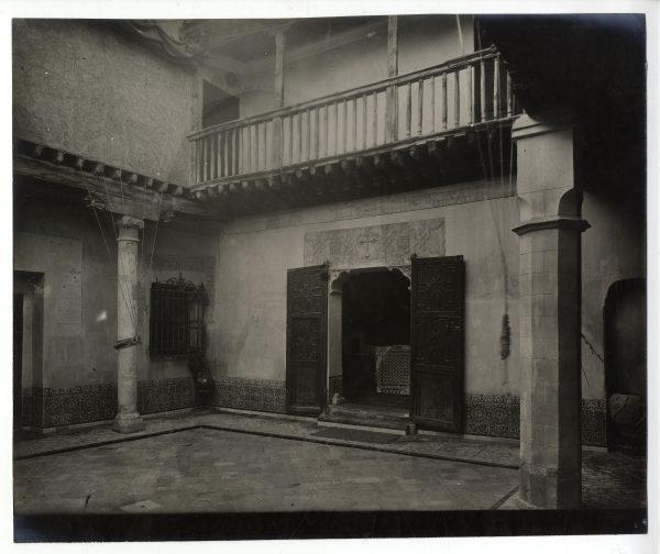 179 - Patio de la Casa del Greco