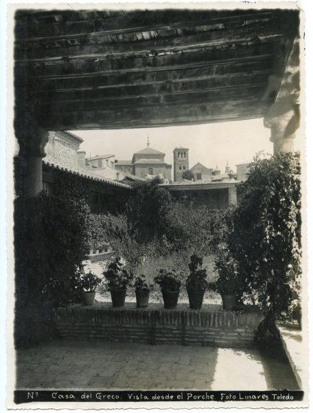 182 - Patio de la Casa del Greco