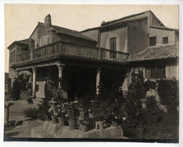 184 - Jardín de la Casa del Greco