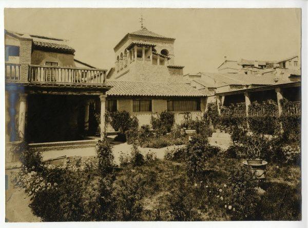 185 - Jardín de la Casa del Greco