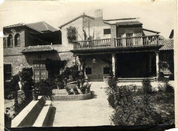 186 - Jardín de la Casa del Greco