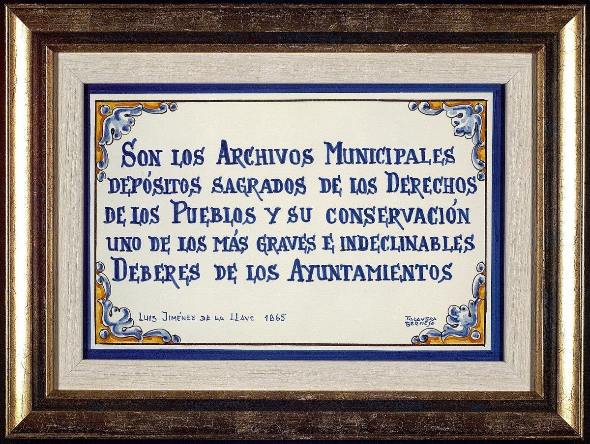 http://www.toledo.es/wp-content/uploads/2017/02/1865-texto-sobre-los-archivos-municipales-de-luis-jimenez-de-la-llave-1200x904.jpg. El Archivo Municipal de Toledo protagonista en la revista Carta Local de la FEMP