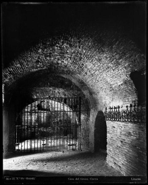 190 - Cuevas de la Casa del Greco