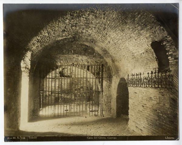 191 - Cuevas de la Casa del Greco