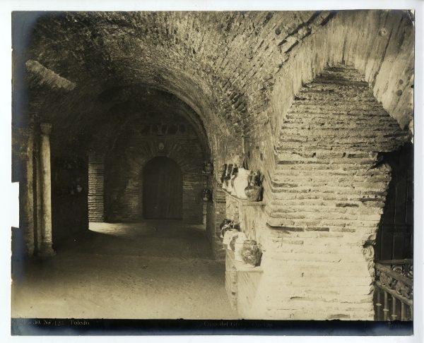 192 - Cuevas de la Casa del Greco