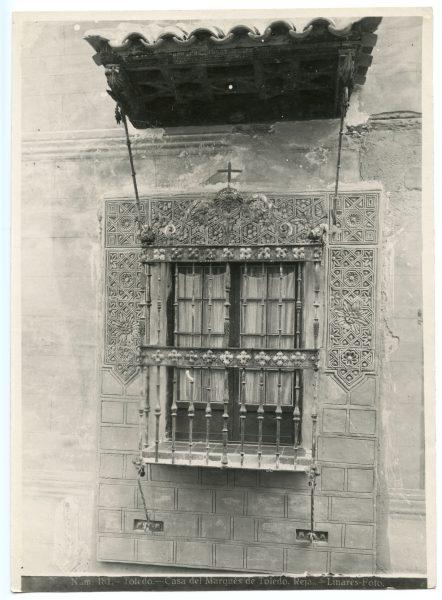 209 - Ventana de la Casa del Marqués de Toledo - Palacio de Benacazón