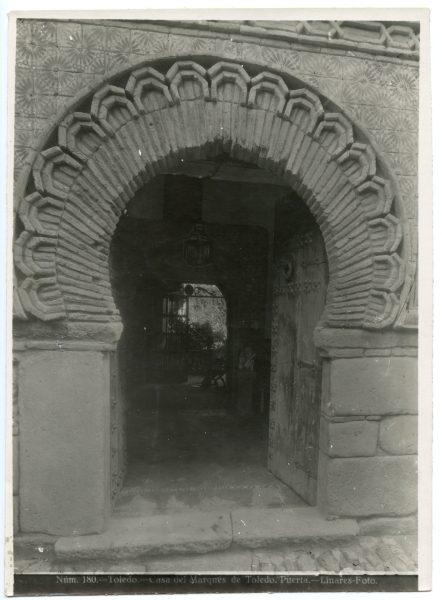 210 - Puerta de la Casa del Marqués de Toledo - Palacio de Benacazón