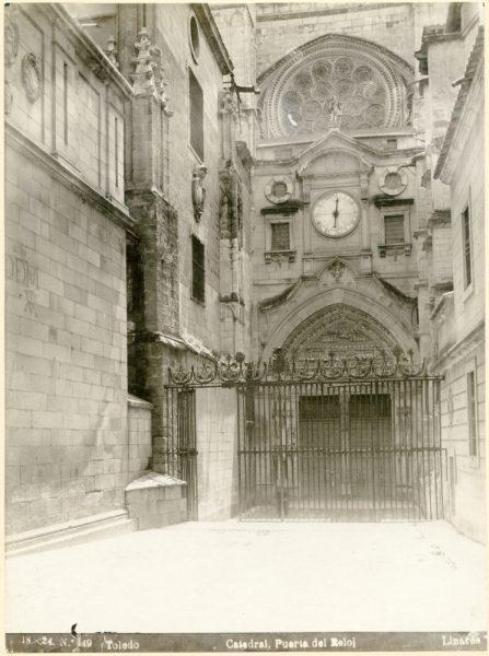 233 - Puerta del Reloj o de la Feria- Foto Linares