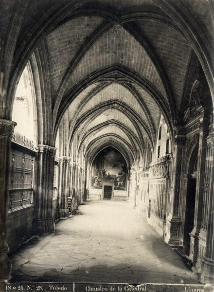 236 - Nave del claustro de la Catedral