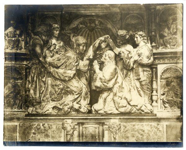 254 - Detalle de la Capilla la Descensión de la Virgen