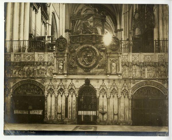 258 - Trascoro de la Catedral