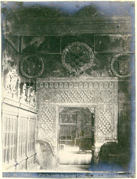 283 - Puerta de la Sala Capitular