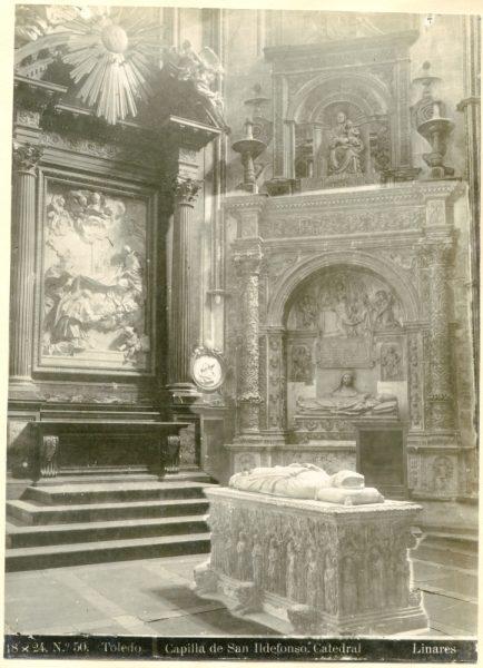 287 - Interior de la Capilla de San Ildefonso