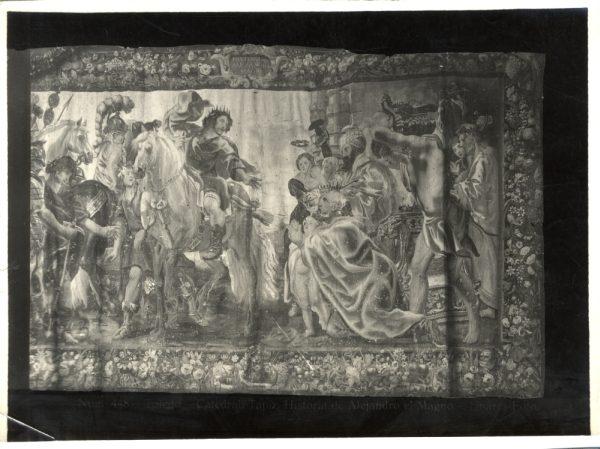 293 - Tapiz de la Historia de Alejandro Magno
