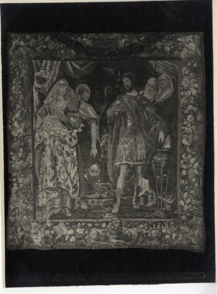 295 - Tapiz de la Historia de Alejandro Magno