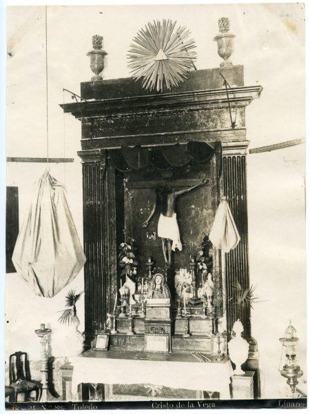 302 - Imagen del Cristo de la Vega