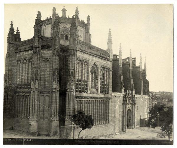 312 - Exterior de San Juan de los Reyes