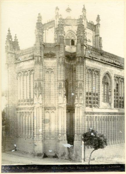 313 - Exterior de San Juan de los Reyes