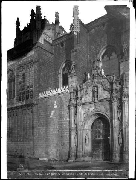 315 - Exterior de San Juan de los Reyes