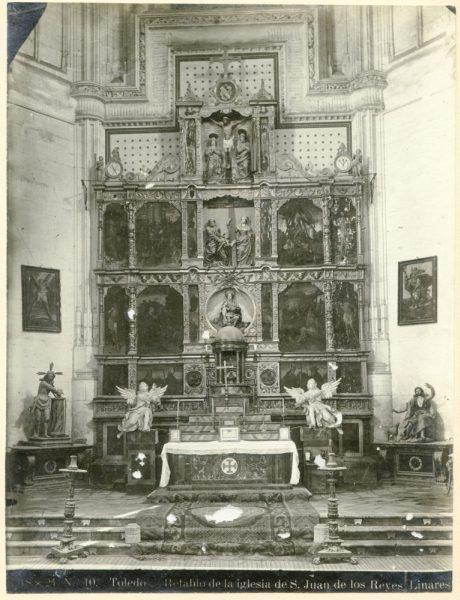 316 - Retablo de la iglesia de San Juan de los Reyes