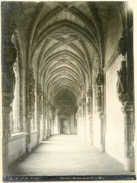 319 - Nave del claustro de San Juan de los Reyes