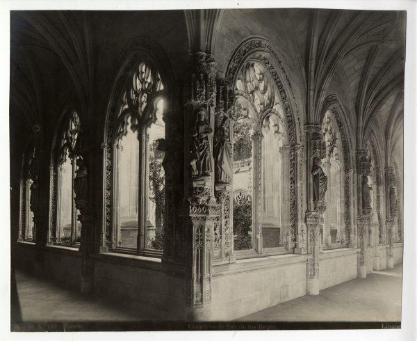 320 - Naves del claustro de San Juan de los Reyes