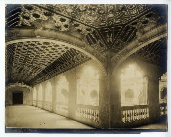 321 - Galería alta del claustro de San Juan de los Reyes